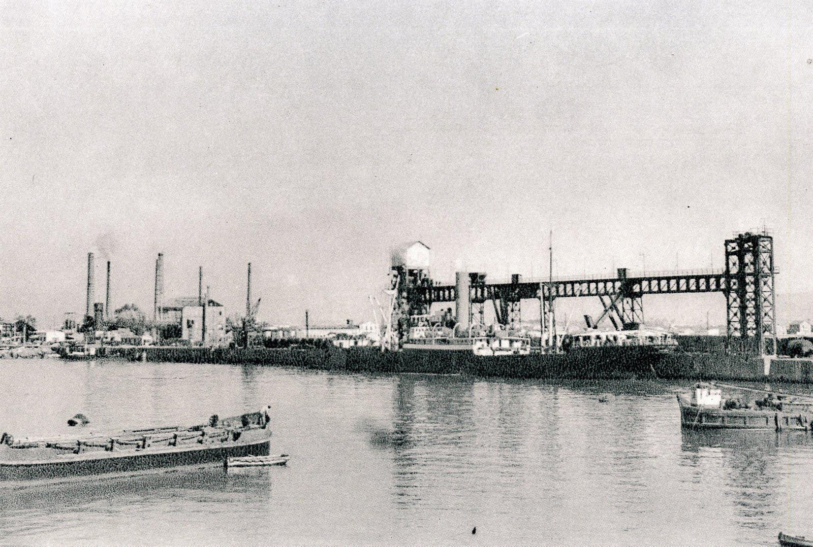 Fotos historicas puerto de sagunto portuarios de sagunto - Tanatorio puerto de sagunto ...